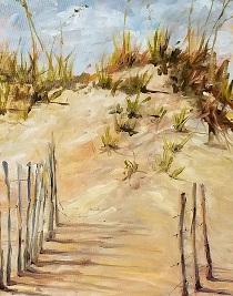 Carolina Dunes - Oil